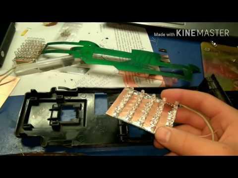 Светодиодные модули в задние фонари Ваз 2109