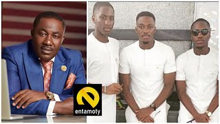 The Three HOT Cake; Dr Kwame Despite son who are yet Marry become targets for Ghanaian ladies