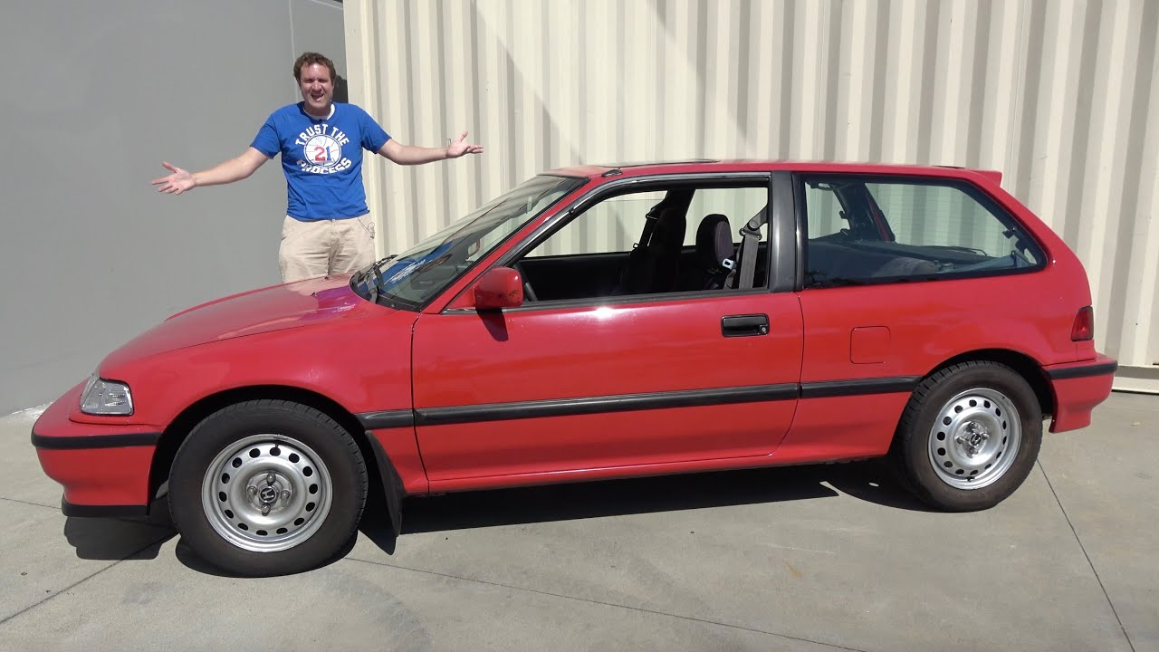 Kekurangan Honda Civic 1991 Top Model Tahun Ini