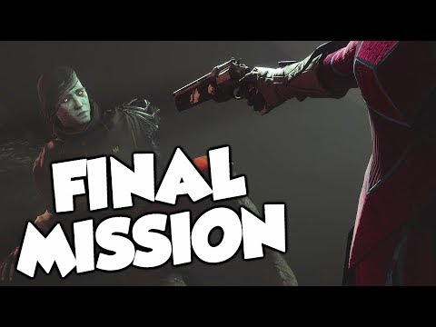 Final Forsaken Campaign Mission! [Destiny 2 Forsaken]
