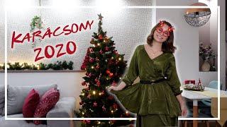 A nagy karácsonyi VLOG 2020 | Viszkok Fruzsi