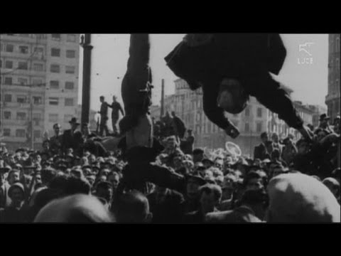 euronews cinema - Documentary lays bare Mussolini personality cult