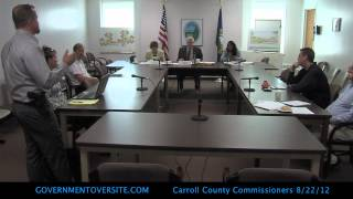 Carroll County NH Government is above the Law