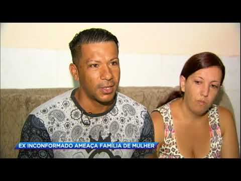 Mulher é perseguida e ameaçada pelo ex-marido em Diadema (SP)