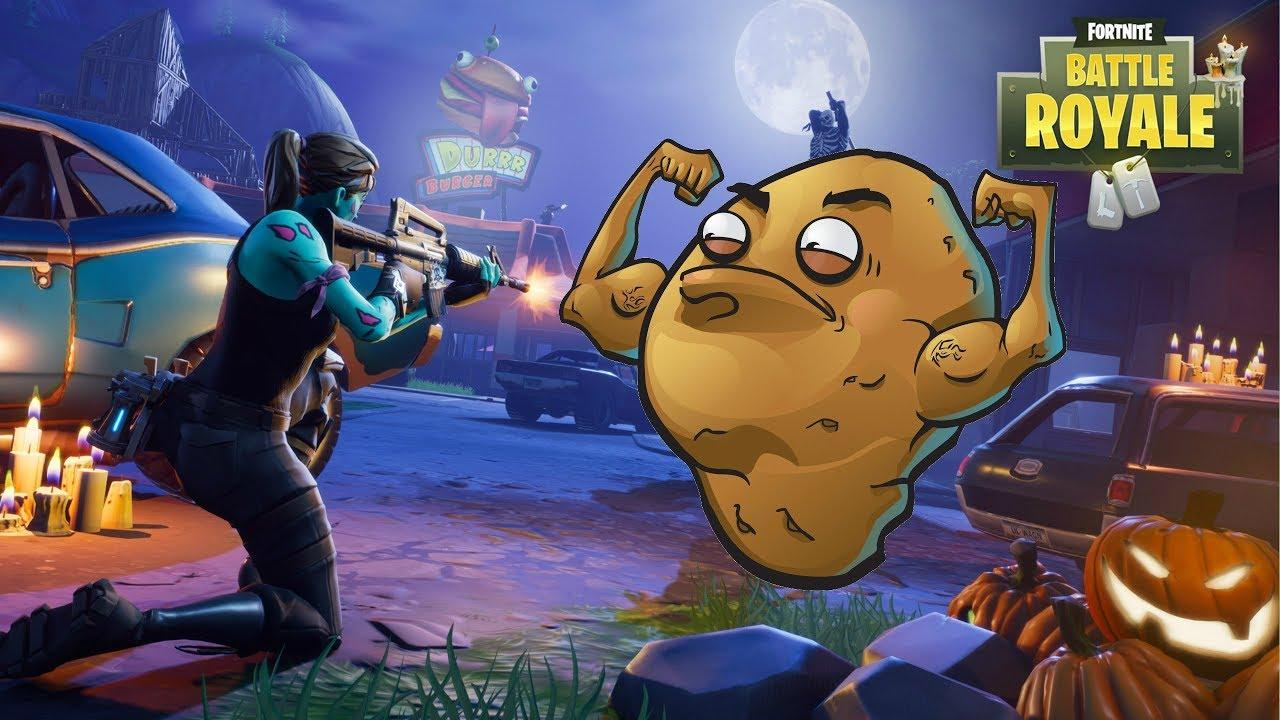 how to make fortnite run on a potato