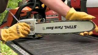 Chainsaw Safety, Operation & Maintenance