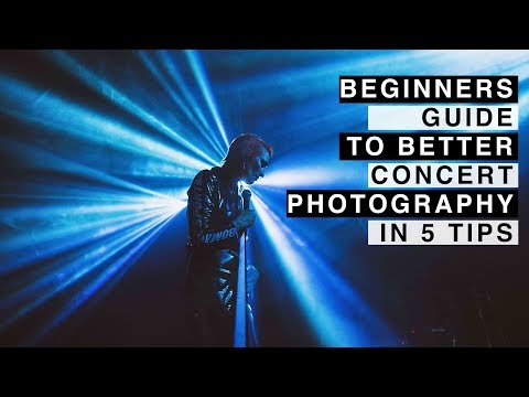 BEGINNERS GUIDE TO BETTER CONCERT PHOTOGRAPHY IN 5 TIPS