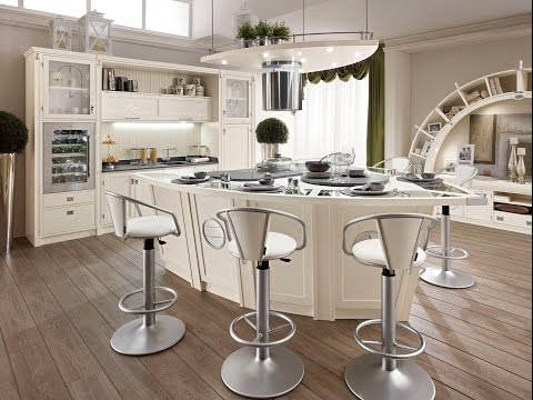 Kitchen Counter Stools – 12 Modern Ideas and Design Photos
