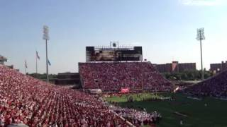 2013 Oklahoma Sooners Football Intro Video for OU
