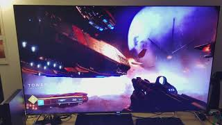 True Native 4K HDR Greatness with DESTINY 2 on Xbox One X Enhanced Version