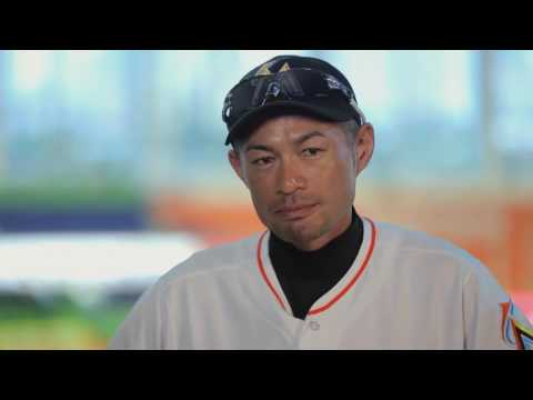 Reaching 3,000: One on one with Ichiro Suzuki