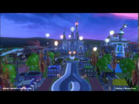 Disney Infinity Toybox (Night) Theme Music