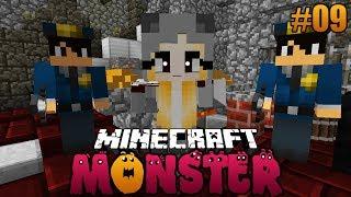 WIR SIND VERDÄCHTIGE IN EINEM DIEBSTAHL? ✿ Minecraft MONSTER #09 [Deutsch/HD]