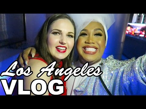 NYX Face Awards & Meeting Youtubers in Los Angeles