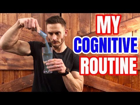 4 Ways to Increase Mental Performance | Cognitive Boost Routine | Life Optimization- Thomas DeLauer