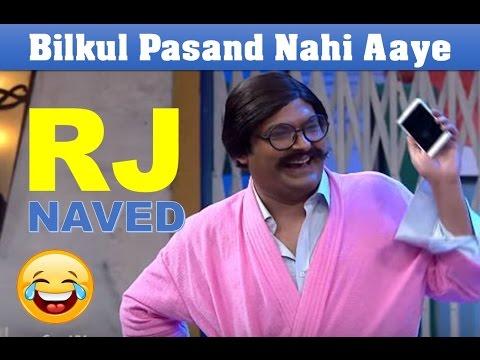 RJ Naved Bilkul Pasand nahi aaye Mirchi Murga Radio Mirchi FM Jokes Phone Prank