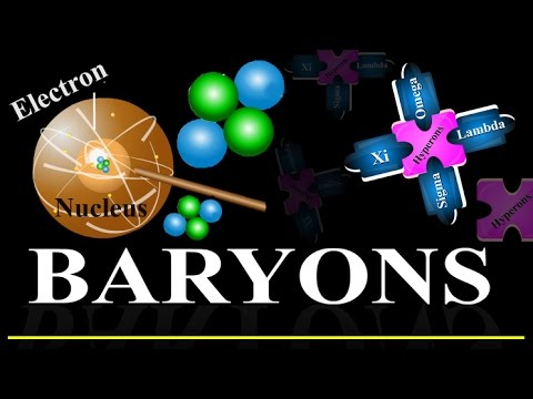 What are Baryons