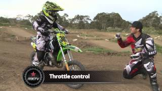 MXTV - Rider Tip - Beginner Jumps