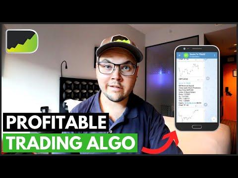 How I Built A Profitable Forex Trading Algo