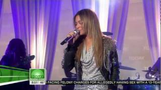 Beyoncé Knowles - Halo (Live @ The Today Show)