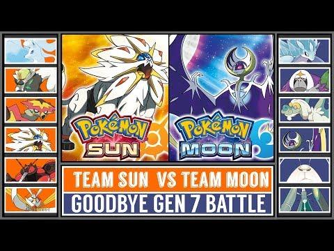 GOODBYE SPECIAL: Sun Vs Moon (Pokémon Sun/Moon)