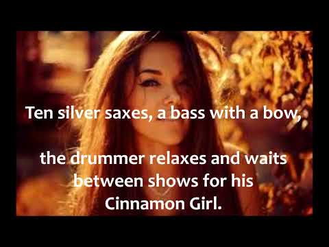 Cinnamon Girl  WHITE PLAINS (with lyrics)