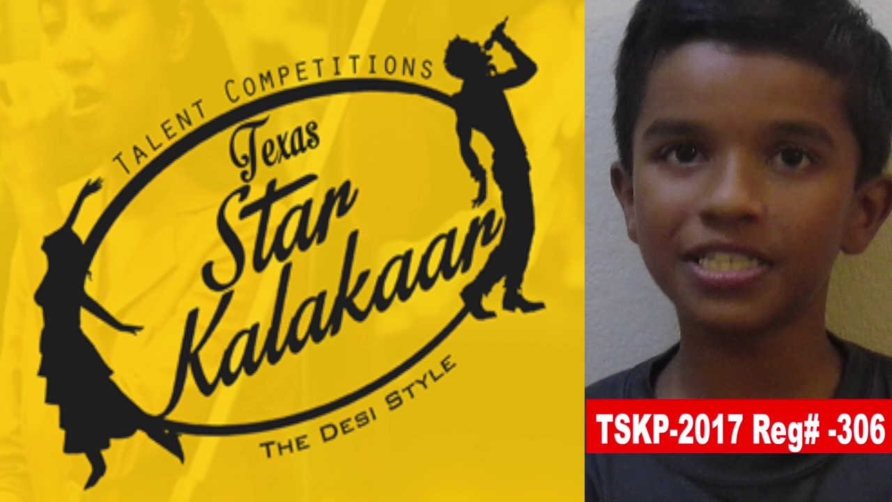 Reg# TSK2017P306 - Texas Star Kalakaar 2017