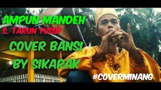 #minangcover #cover #studio Ampun Mandeh cipt S. Tarun Yusuf ( Cover Bansi )