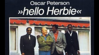 Oscar Peterson - A Lovely Way to Spend an Evening