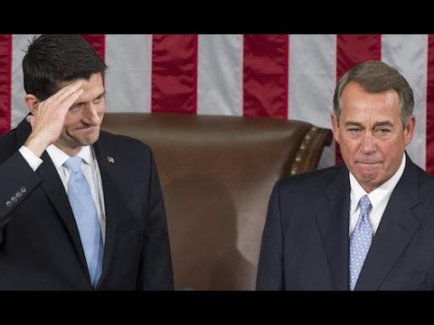The New Speaker Of The House Is...Paul Ryan