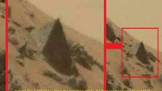 Revealed secrets of aliens in mars# Watch what NASA is doing