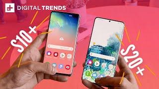 Samsung Galaxy S20+ vs. Galaxy S10+