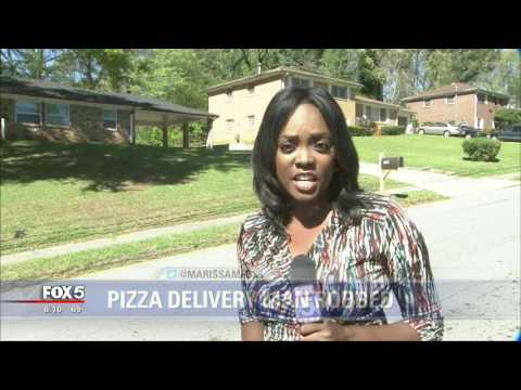 Group robs pizza delivery driver with AK 47s in DeKalb County