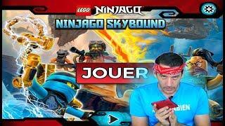 LEGO NINJAGO SKYBOUND Jeu Video Ninjago Episode 1