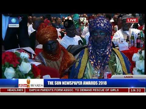 The Sun Newspaper Awards 2018 Pt.1 |Live Event|