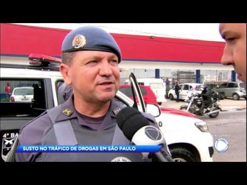 Cidade Alerta acompanha operação policial na Zona Leste de SP