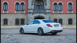 Mercedes-Benz S-Class 2018│Studio Navara