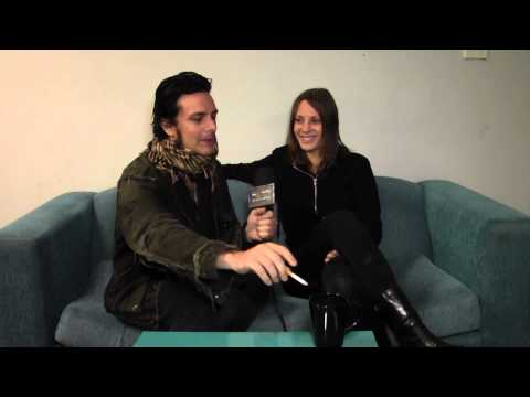 Interview: Peter and Leah from Black Rebel Motorcycle Club in Australia (Part One)