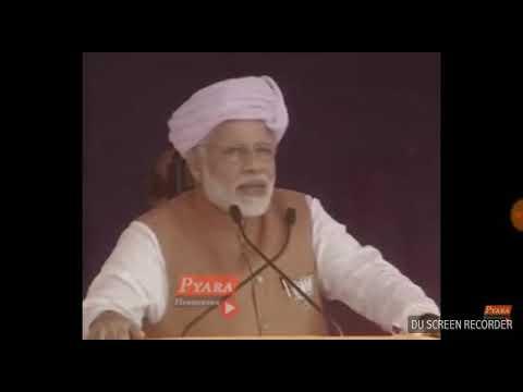 PM Modi's speech about Koli samaj's women Jasdan