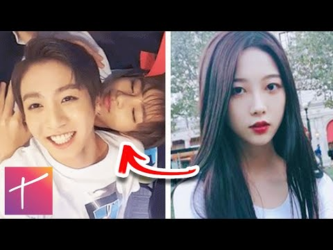 korean idol dating rumor