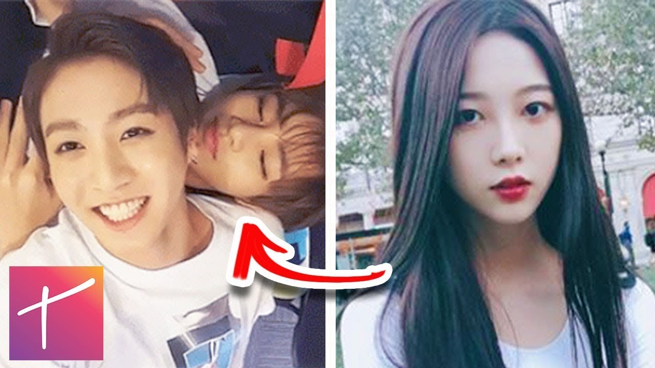 Bts v dating a normal girl