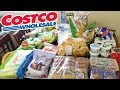 COSTCO GROCERY HAUL & LARGE FAMILY SHOPPING TIPS!