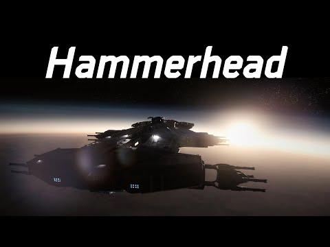Star Citizen 3.3 - The Aegis Hammerhead - 4K Ultrawide