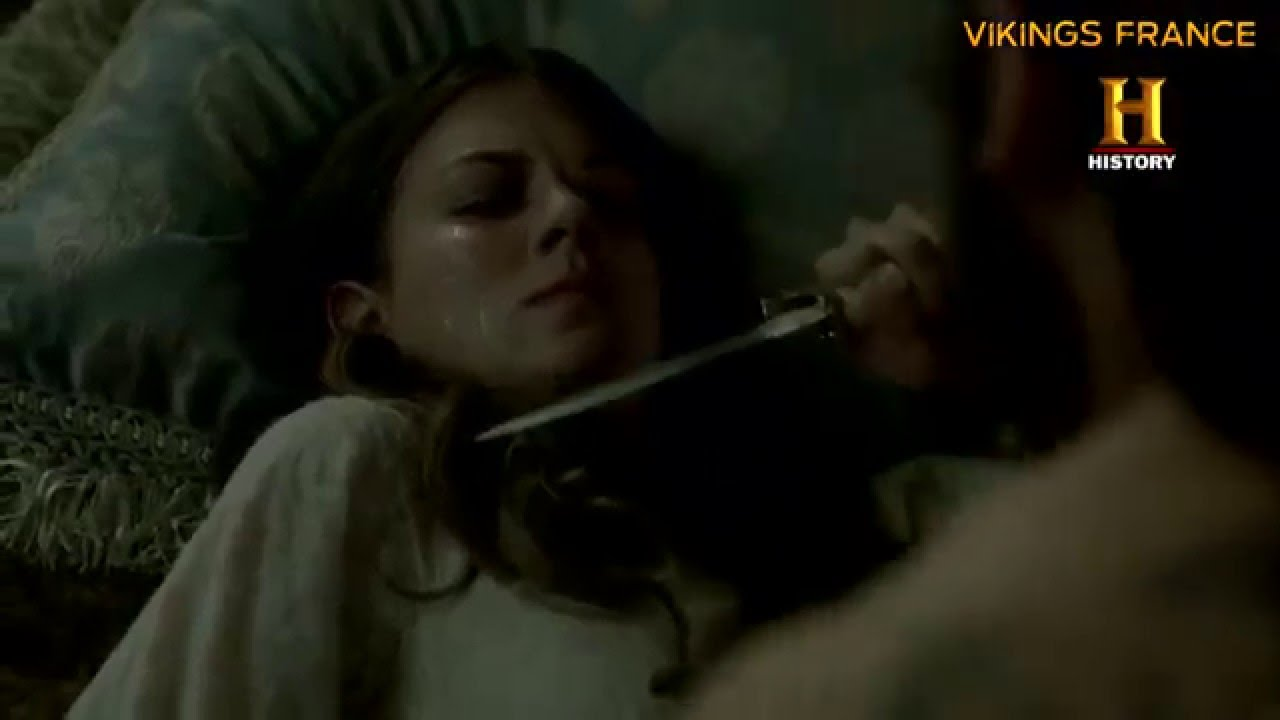 vikings sex scene