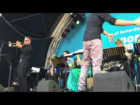 The BvR Flamenco Big Band  - Live at North Sea Jazz 2015