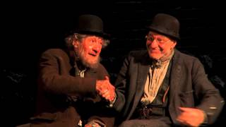 A first look at WAITING FOR GODOT.