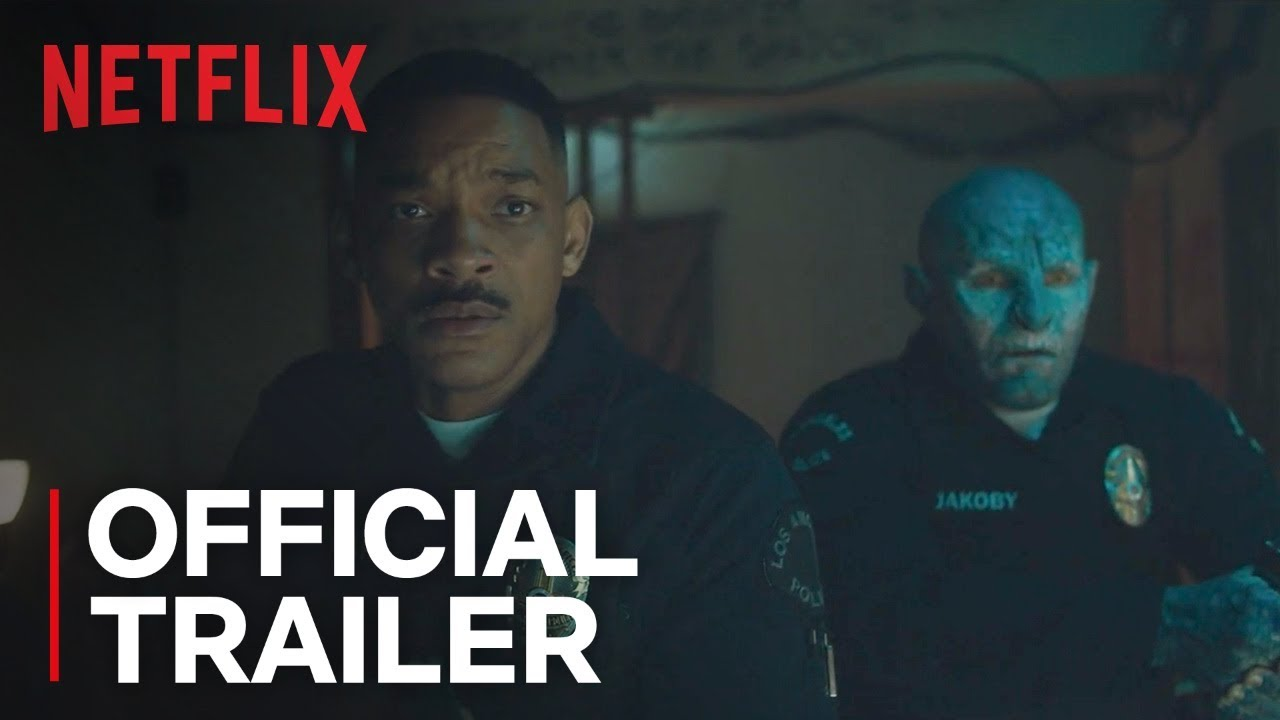 Well, Will Smith's Bright Trailer is Quite Something | W ...