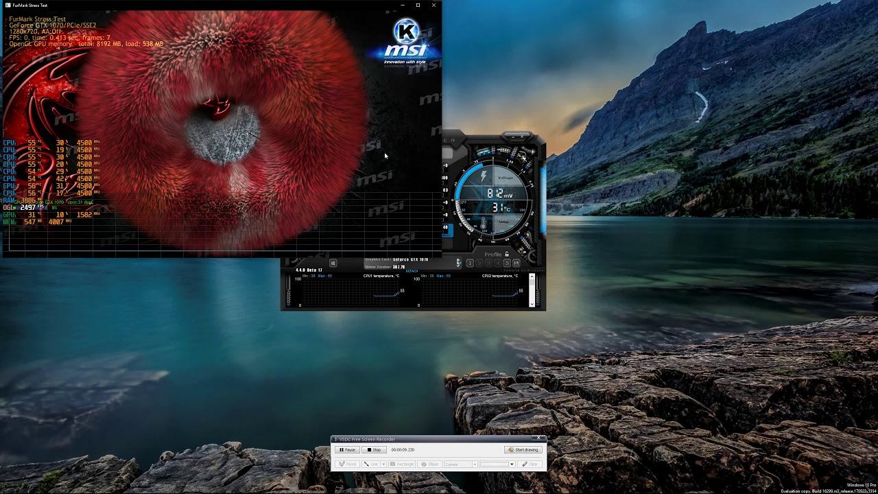 Latest MSI Afterburner Betas & Updates - Windows 10 Forums