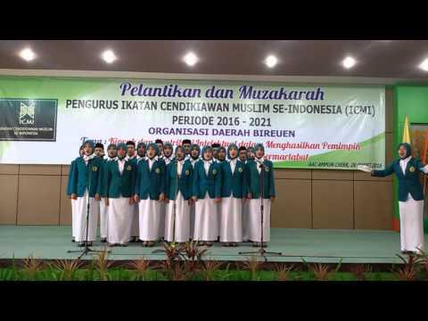 Hymne ICMI oleh Sanggar Mirah Delima Uni.Almuslim Bireun