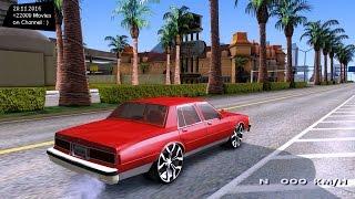 Chevrolet Caprice 1987 Tuning GTA San Andreas 1440p 2 7K 60FPS